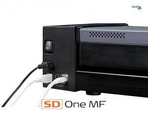 اسکنر نقشه کانتکس مدل SD One MF