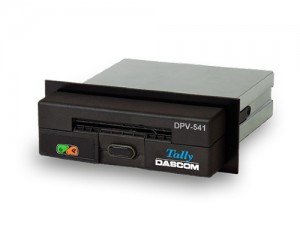 Tally Dascom DPV-541 in-Vehicle Thermal Printer