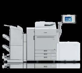 چاپ دیجیتال کانن imagePRESS C750-C850